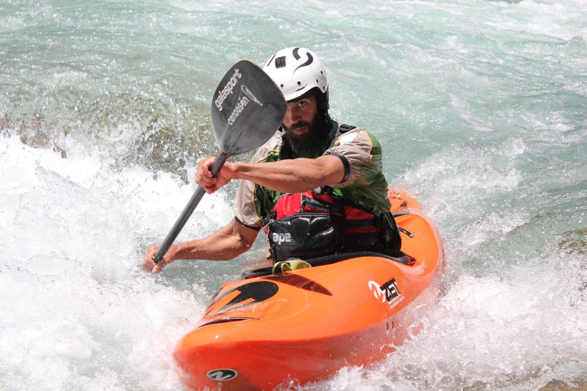 Curso Kayak Pirineos